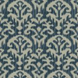 Fabricut Hue Ikat Royal 97892 Chromatics Collection Multipurpose Fabric