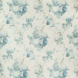 Lee Jofa Adelyn Handblock Blue 2018100-135 Multipurpose Fabric