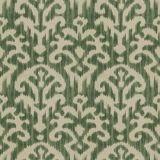 Fabricut Hue Ikat Kelly Green 97892 Chromatics Collection Multipurpose Fabric