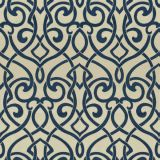 Stout Critique Indigo 4 Rainbow Library Collection Indoor Upholstery Fabric