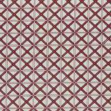 Clarke and Clarke Makenzi Red F0957-04 Drapery Fabric