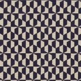 Clarke and Clarke Galileo Midnight F1128-04 Equinox Collection Upholstery Fabric