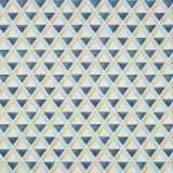 Lee Jofa Cannes Print Sky / Blue 2018144-155 by Suzanne Kasler Multipurpose Fabric