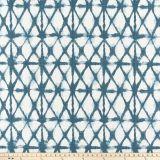 Premier Prints Shibori Net Deep River Luxe Polyester Garden Retreat Outdoor Collection Indoor-Outdoor Upholstery Fabric