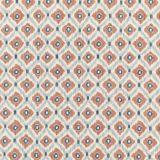 Baker Lifestyle Vasco Indigo / Spice PP50448-3 Homes and Gardens III Collection Multipurpose Fabric
