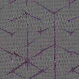 Sunbrella Kanoko Plum KAN J211 140 European Collection Upholstery Fabric