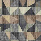 Outdura Geo Carbon 8803 The Ovation 3 Collection - Earthy Balance Upholstery Fabric