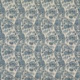 GP and J Baker Caldbeck Indigo / Linen BP10776-2 Signature Prints Collection Multipurpose Fabric