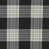 Clarke and Clarke Glenmore Charcoal Glenmore Collection Multipurpose Fabric