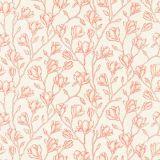 Stout Lido Rosebud 1 Rainbow Library Collection Multipurpose Fabric