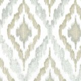 Stout Copacetic Pewter 2 Color My Window Collection Drapery Fabric