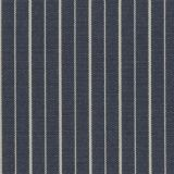 Tempotest Molto Bene 1047/92 Navy Blue/White Striped Indoor-Outdoor Upholstery Fabric