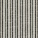 Perennials Tick Tock Stripe Noir the Usual Suspects Collection Upholstery Fabric