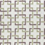 Clarke and Clarke Sekai Orchid / Willow F0960-04 Drapery Fabric