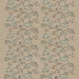 GP and J Baker Alderwood Teal BF10769-2 Keswick Embroideries Collection Multipurpose Fabric
