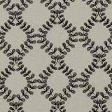 Clarke and Clarke Malham Charcoal F0939-01 Drapery Fabric
