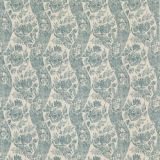 GP and J Baker Caldbeck Teal BP10776-4 Signature Prints Collection Multipurpose Fabric
