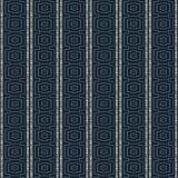 Fabricut Fiji Stripe Indigo 94725-03 Jungalow Collection by Justina Blakeney Indoor / Outdoor Upholstery Fabric