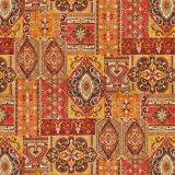 Stout Magazine Tile 2 Rainbow Library Collection Multipurpose Fabric