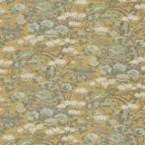 GP and J Baker Rockbird Signature Ochre BP10773-4 Signature Prints Collection Multipurpose Fabric