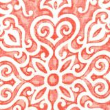 Stout Ortiz Coral 1 Rainbow Library Collection Multipurpose Fabric