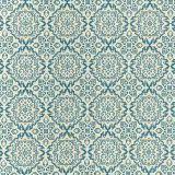 Clarke and Clarke Tashkent Indigo F0934-02 Multipurpose Fabric