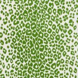 F Schumacher Iconic Leopard Green 177322 Indoor / Outdoor Prints and Wovens Collection Upholstery Fabric