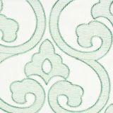 Stout Opus Aqua 2 Rainbow Library Collection Drapery Fabric
