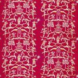 Stroheim Folly Fuchsia 74970-01 Dana Gibson Vol II Collection Multipurpose Fabric