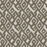 Fabricut Kuba Maze Ironwood 4278 Multipurpose Fabric