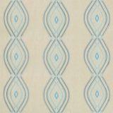 Lee Jofa Ora Embroidery Sky Multipurpose Fabric