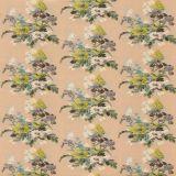 GP and J Baker Bird and Iris Blush BP10774-1 Signature Prints Collection Multipurpose Fabric