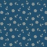 Stout Surfside Harbor 2 Rainbow Library Collection Multipurpose Fabric