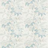 Lee Jofa Davenport Print Frost Blue 2017164-115 Westport Collection Multipurpose Fabric