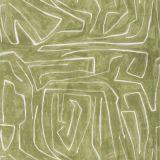 Groundworks Graffito Fern by Kelly Wearstler Multipurpose Fabric
