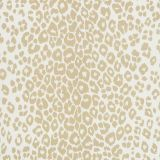 F Schumacher Iconic Leopard Linen 177321 Indoor / Outdoor Prints and Wovens Collection Upholstery Fabric