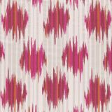 Clarke and Clarke Dilbar Magenta / Flamingo F0929-03 Multipurpose Fabric