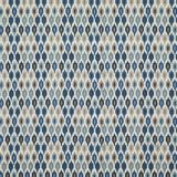 Baker Lifestyle Mazara Indigo PF50446-1 Homes and Gardens III Collection Drapery Fabric