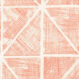 Stout Isadora Coral 1 Rainbow Library Collection Multipurpose Fabric