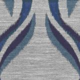 Stout Kroger Indigo 3 Color My Window Collection Multipurpose Fabric
