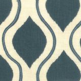 Stout Antwerp Navy 2 Rainbow Library Collection Multipurpose Fabric