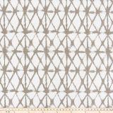 Premier Prints Shibori Net Acorn Luxe Polyester Garden Retreat Outdoor Collection Indoor-Outdoor Upholstery Fabric