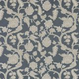 GP And J Baker Kelway Indigo/Pewter Bf10586-680 Cosmopolitan Collection Drapery Fabric