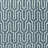 Baker Lifestyle Santiago Teal PP50442-3 Homes and Gardens III Collection Drapery Fabric