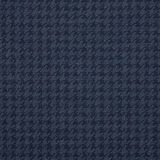 Sunbrella Houndstooth Indigo 44240-0008 Exclusive Collection Upholstery Fabric