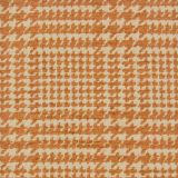 Stout Houndstooth Ginger 1 Freedom Performance Collection Indoor Upholstery Fabric