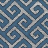 Stout Elaine Navy 1 Color My Window Collection Multipurpose Fabric