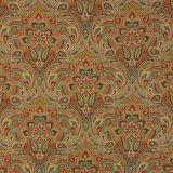 Stout Rickrack Salsa 3 Rainbow Library Collection Indoor Upholstery Fabric