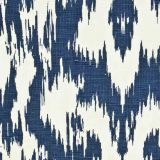 Stout Pomfret Navy 2 Rainbow Library Collection Multipurpose Fabric