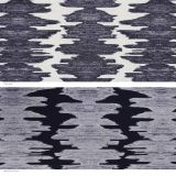 Perennials Ink Blot After Midnight Porter Teleo Collection Upholstery Fabric